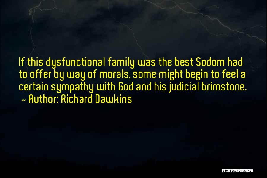 Family Of God Quotes By Richard Dawkins