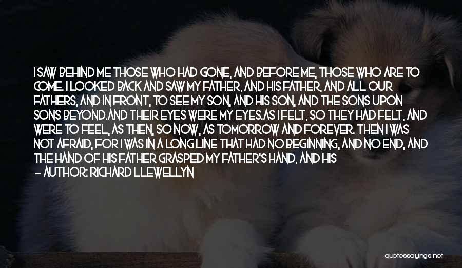 Family Of God Quotes By Richard Llewellyn