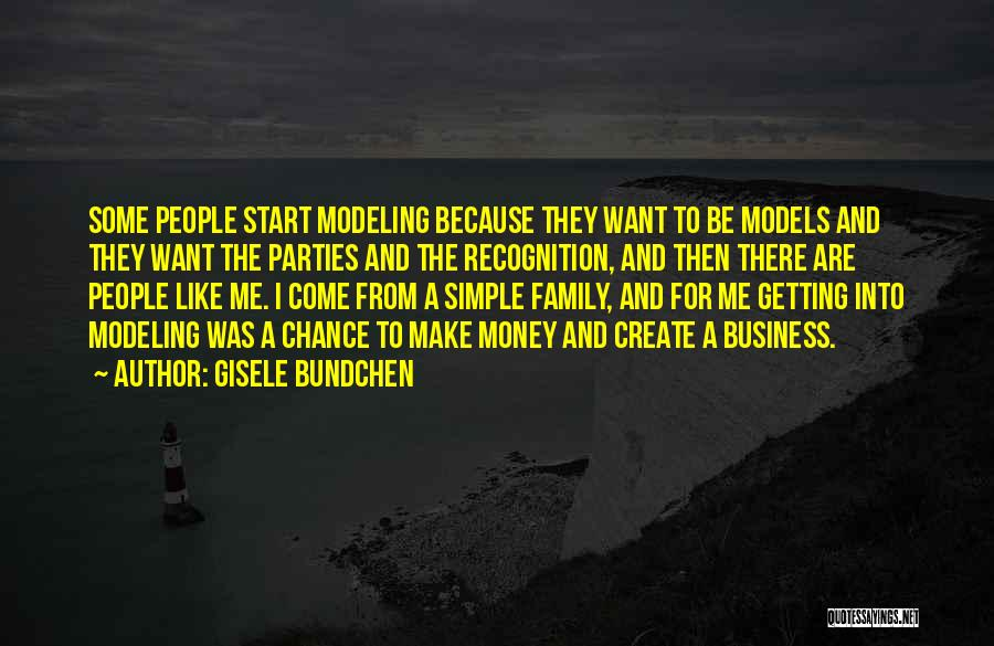 Family Parties Quotes By Gisele Bundchen