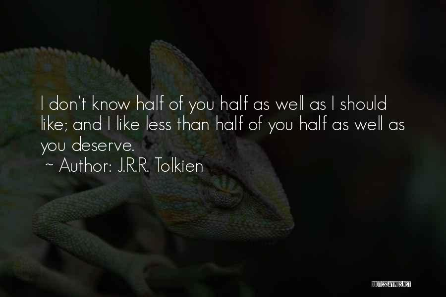 Family Parties Quotes By J.R.R. Tolkien