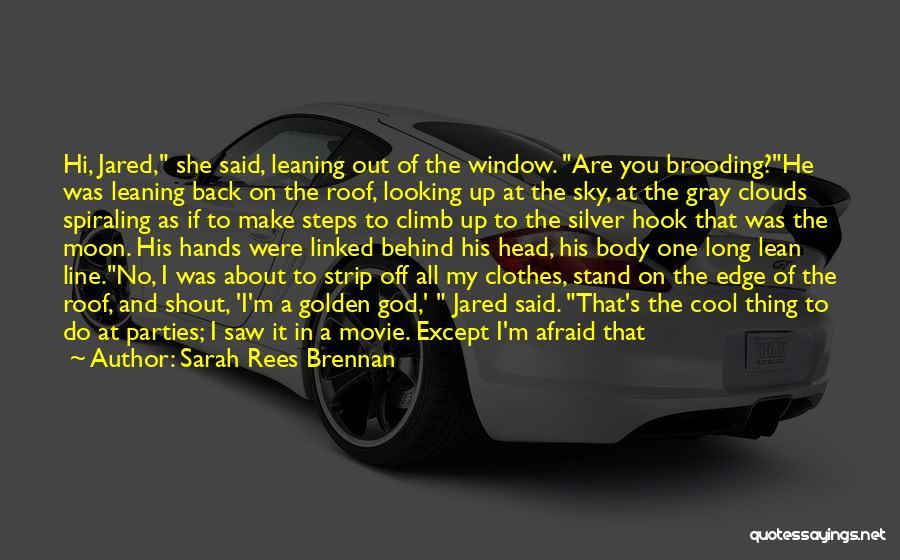 Family Parties Quotes By Sarah Rees Brennan
