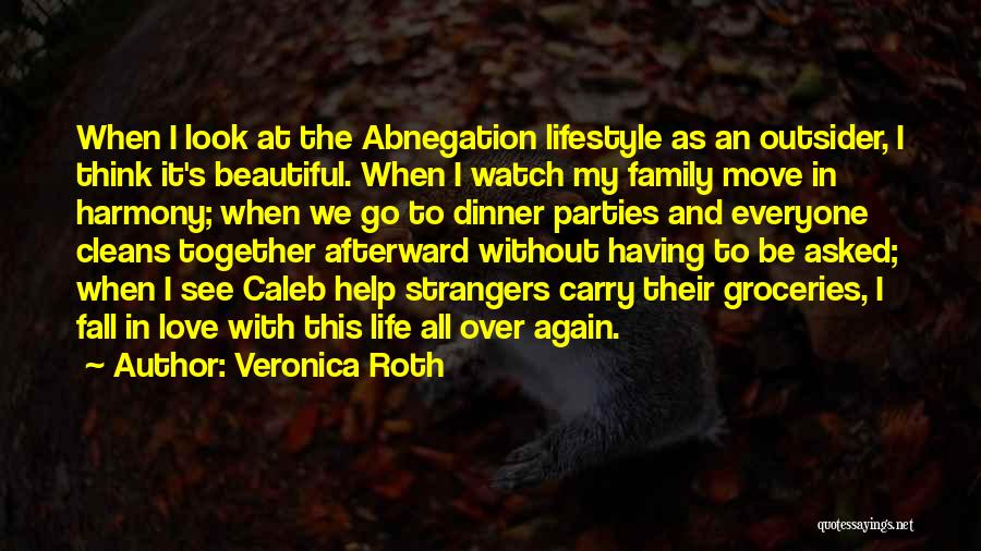 Family Parties Quotes By Veronica Roth