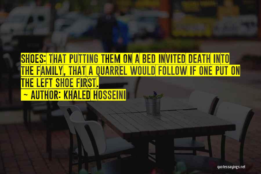 Family Quarrel Quotes By Khaled Hosseini