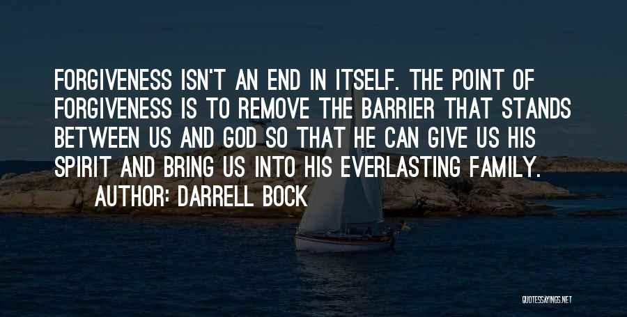 Family Stands For Quotes By Darrell Bock