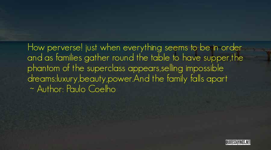 Family Stands For Quotes By Paulo Coelho