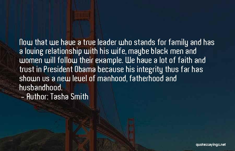 Family Stands For Quotes By Tasha Smith