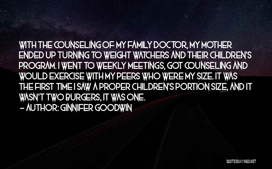 Family Turning On You Quotes By Ginnifer Goodwin