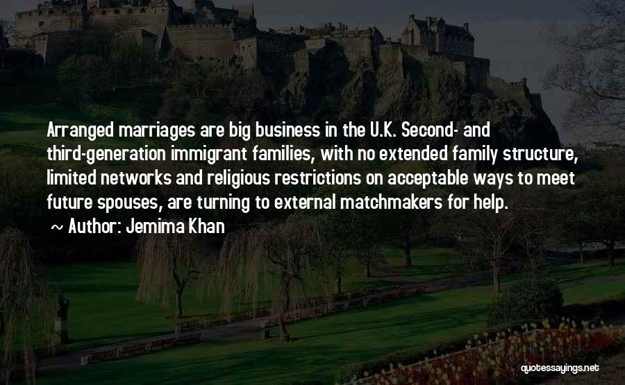 Family Turning On You Quotes By Jemima Khan