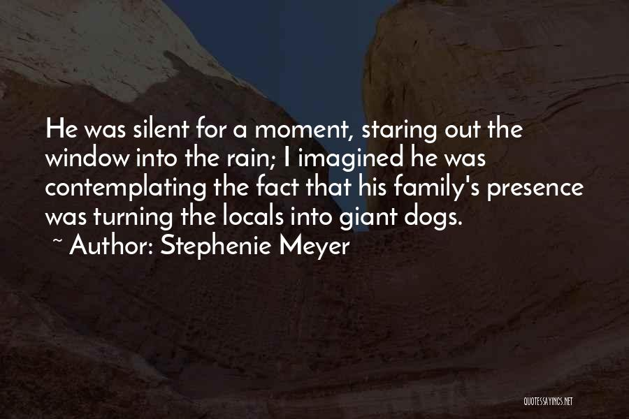 Family Turning On You Quotes By Stephenie Meyer