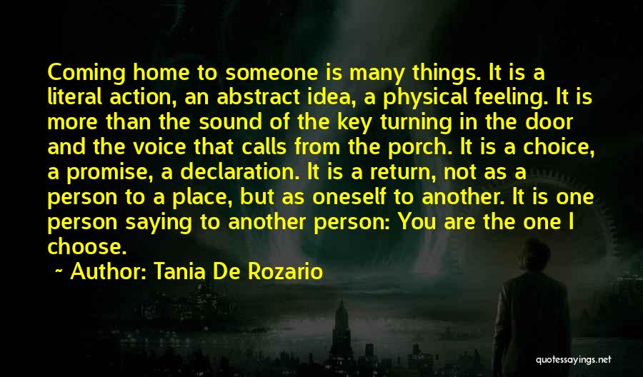 Family Turning On You Quotes By Tania De Rozario