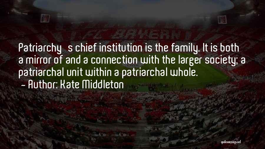 Family Unit Quotes By Kate Middleton