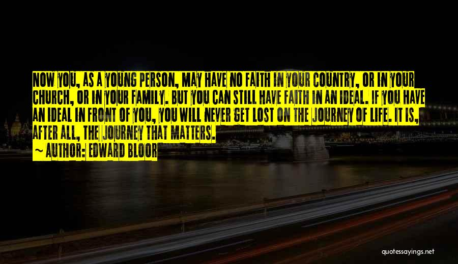 Family You Have Lost Quotes By Edward Bloor