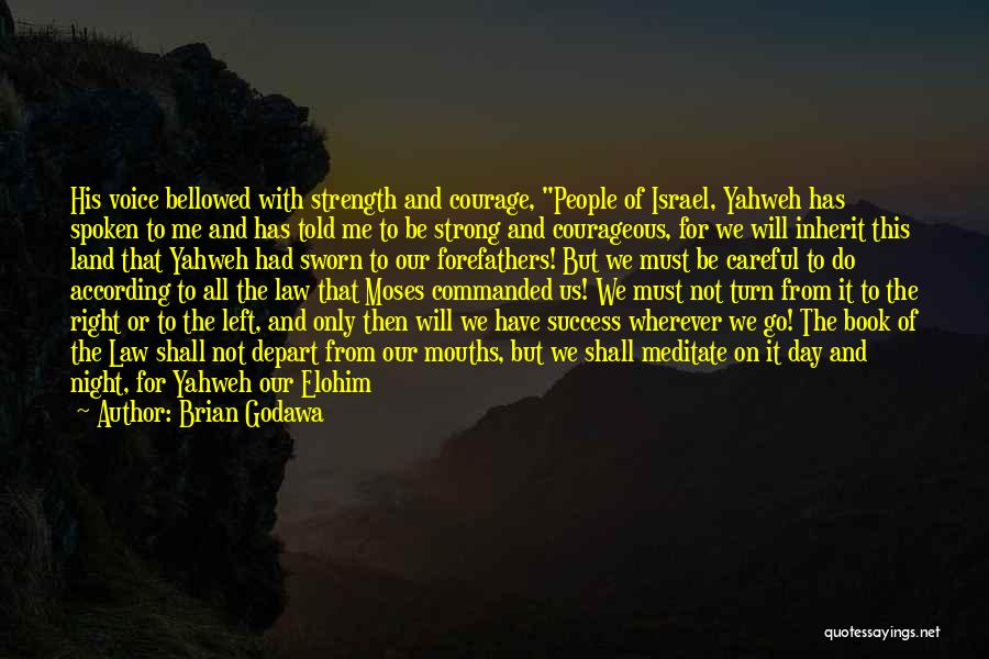 Famines Quotes By Brian Godawa