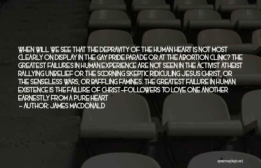 Famines Quotes By James MacDonald