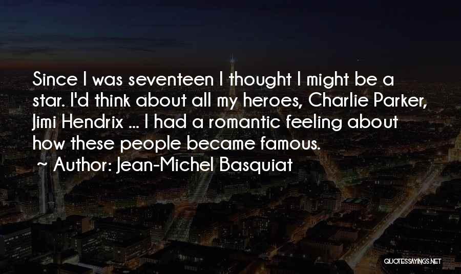 Famous Basquiat Quotes By Jean-Michel Basquiat