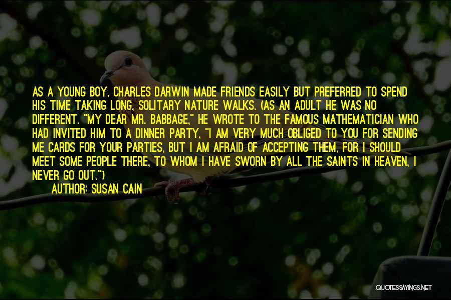 Famous Dinner Party Quotes By Susan Cain