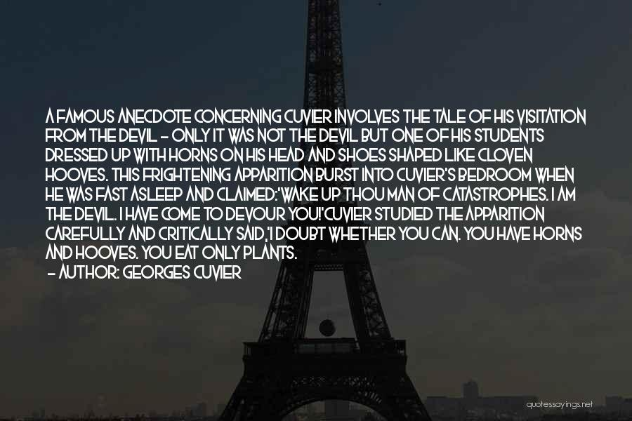 Famous Horns Quotes By Georges Cuvier