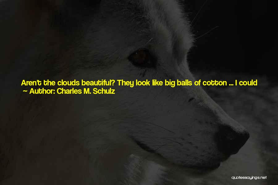 Famous Mr. Big Quotes By Charles M. Schulz