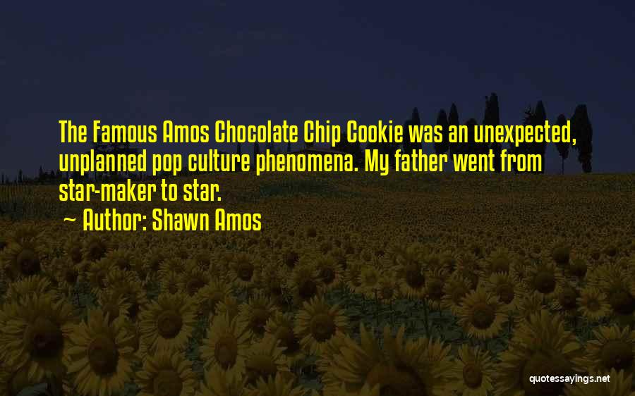 Famous Pop Culture Quotes By Shawn Amos