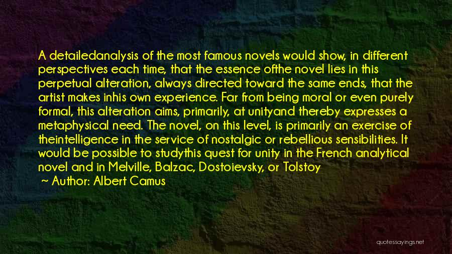 Famous Rebellious Quotes By Albert Camus