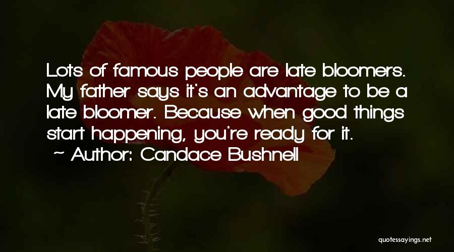 Famous Summer Quotes By Candace Bushnell