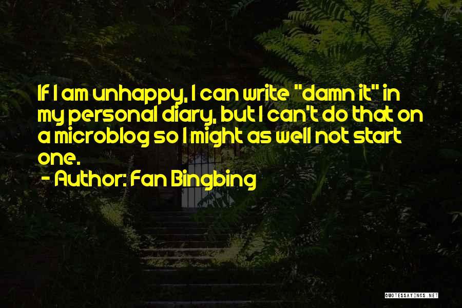 Fan Bingbing Quotes 1079254