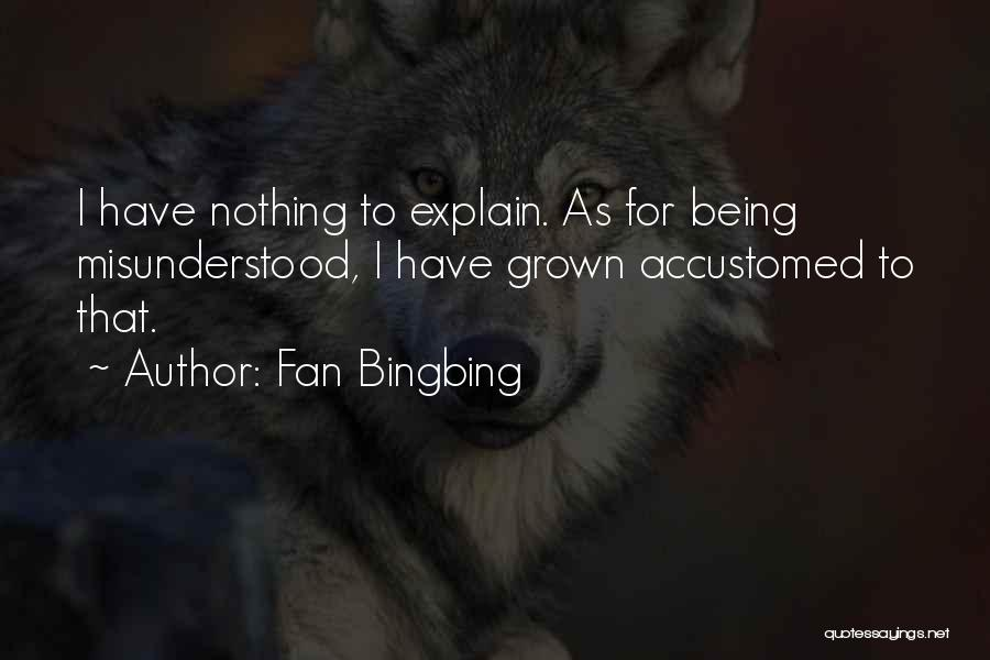 Fan Bingbing Quotes 915603