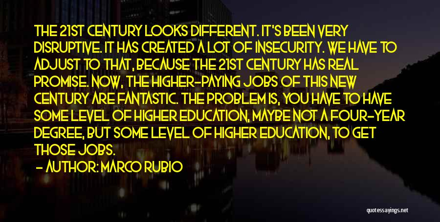 Fantastic Four Thing Quotes By Marco Rubio