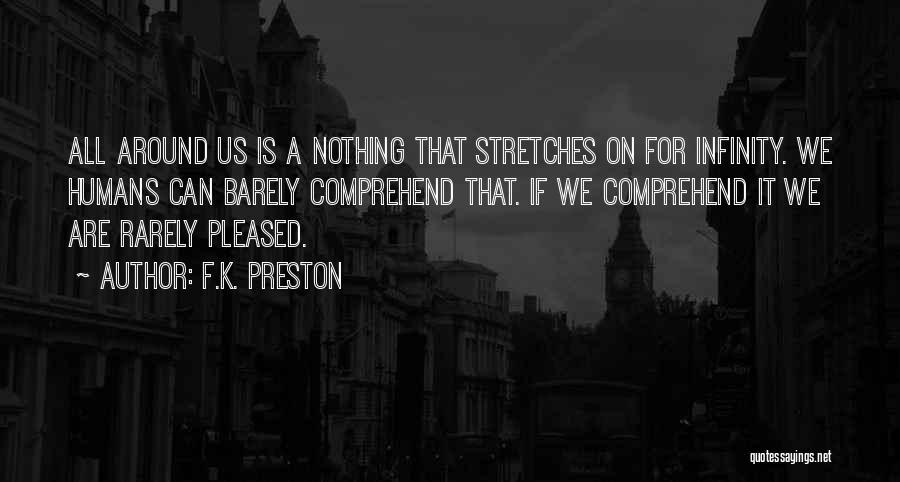 Fantasy Love Story Quotes By F.K. Preston