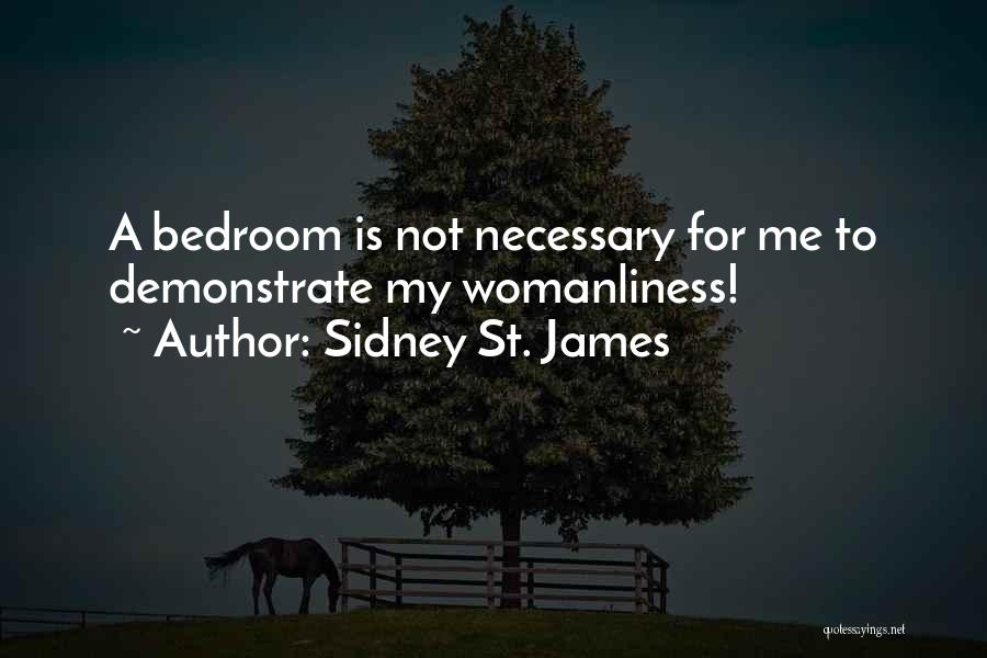 Fantasy Love Story Quotes By Sidney St. James