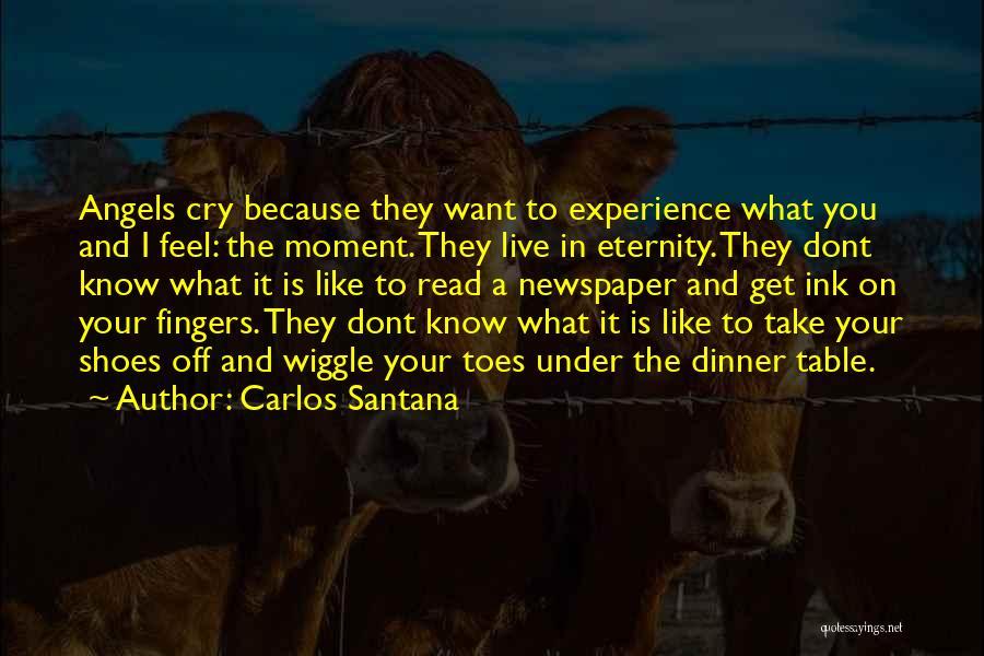 Far Cry Experience Quotes By Carlos Santana
