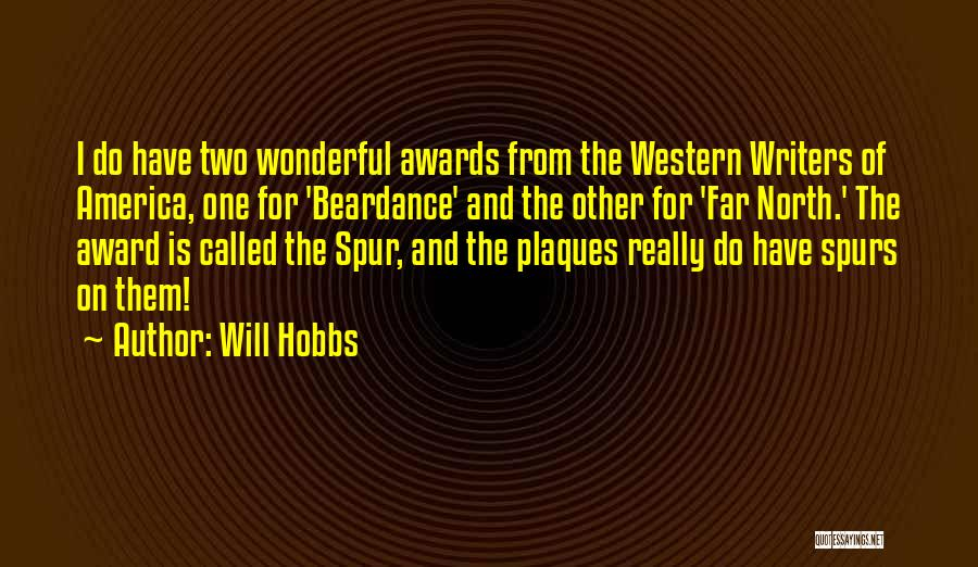 Far North Will Hobbs Quotes By Will Hobbs