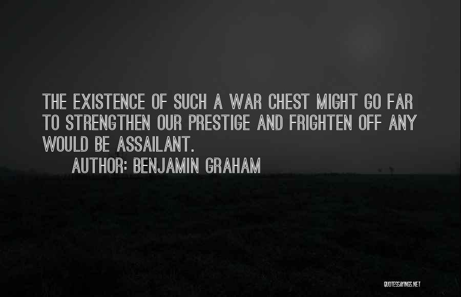 Far Off Quotes By Benjamin Graham