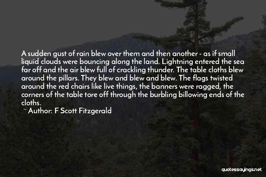 Far Off Quotes By F Scott Fitzgerald