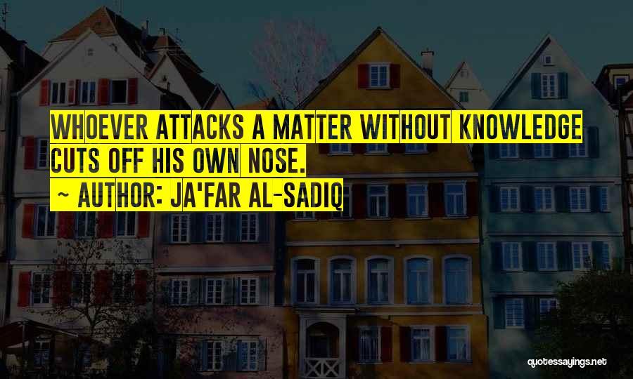 Far Off Quotes By Ja'far Al-Sadiq