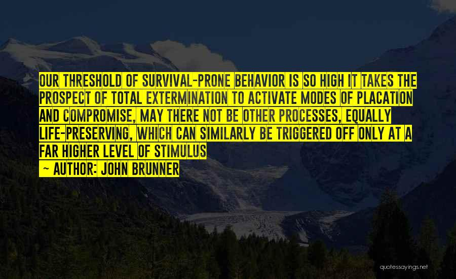 Far Off Quotes By John Brunner