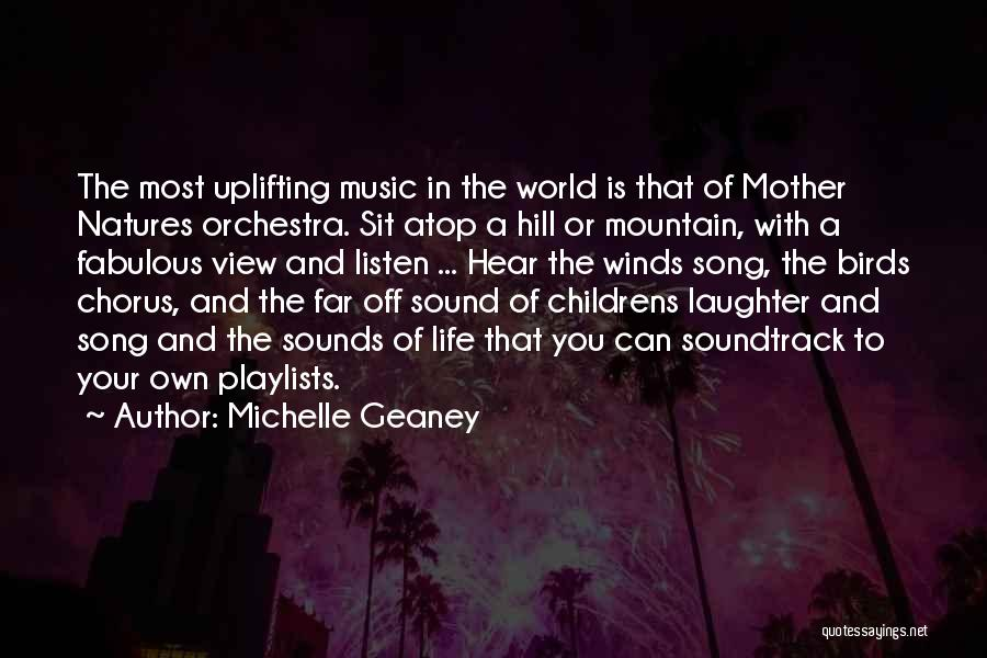 Far Off Quotes By Michelle Geaney