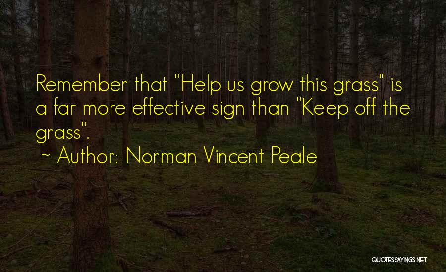 Far Off Quotes By Norman Vincent Peale