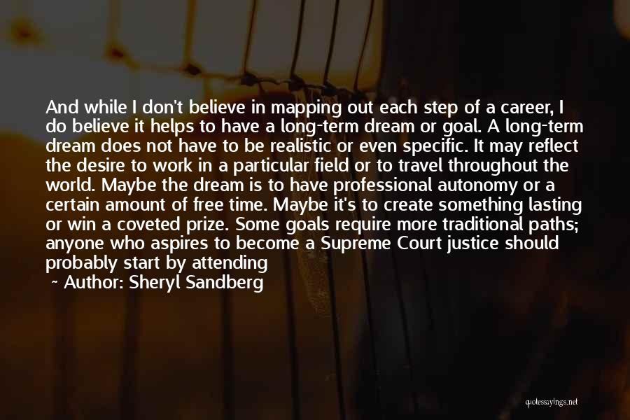 Far Off Quotes By Sheryl Sandberg
