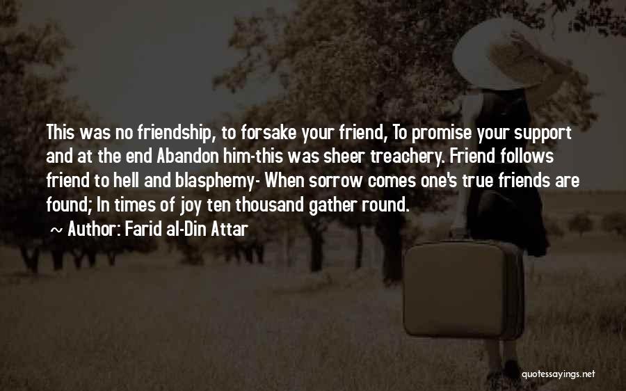 Farid Al-Din Attar Quotes 1164036