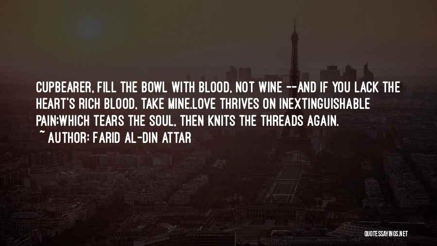 Farid Al-Din Attar Quotes 194044