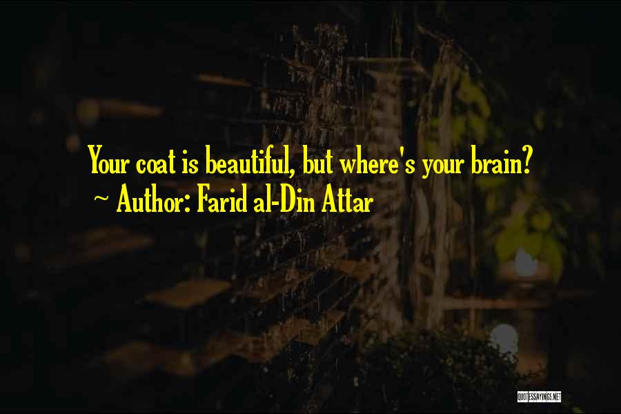 Farid Al-Din Attar Quotes 2135085