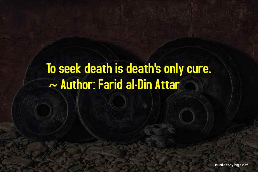 Farid Al-Din Attar Quotes 313679