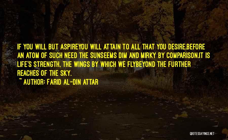 Farid Al-Din Attar Quotes 408617