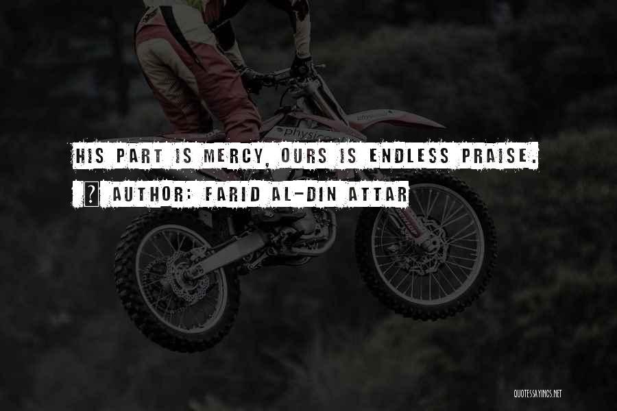 Farid Al-Din Attar Quotes 592354
