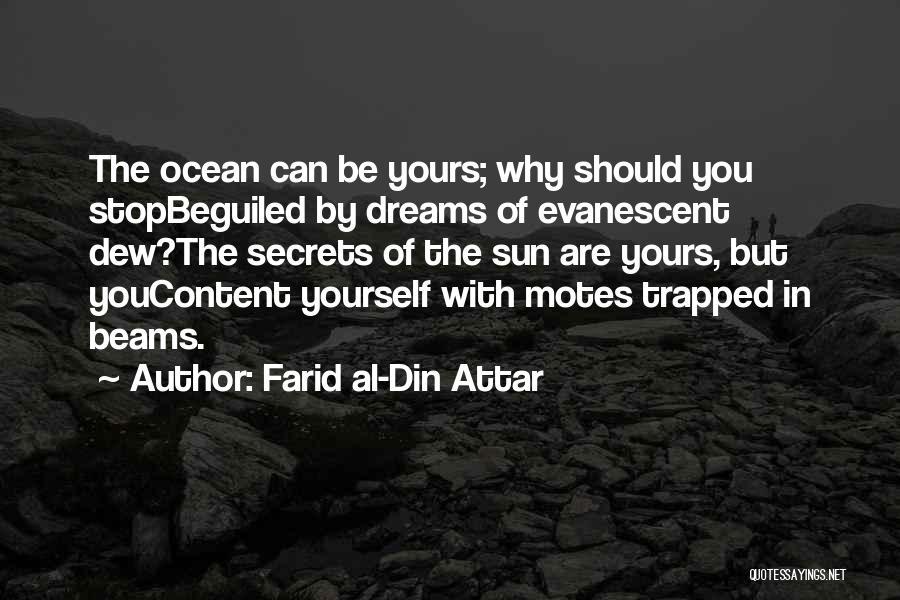 Farid Al-Din Attar Quotes 632046