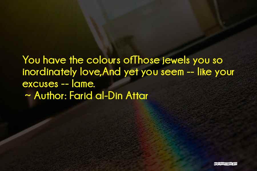 Farid Al-Din Attar Quotes 929791