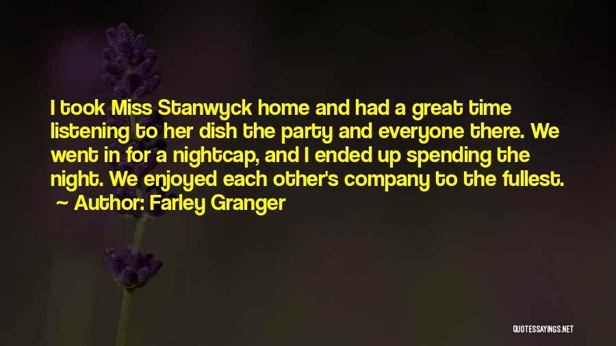 Farley Granger Quotes 1654366