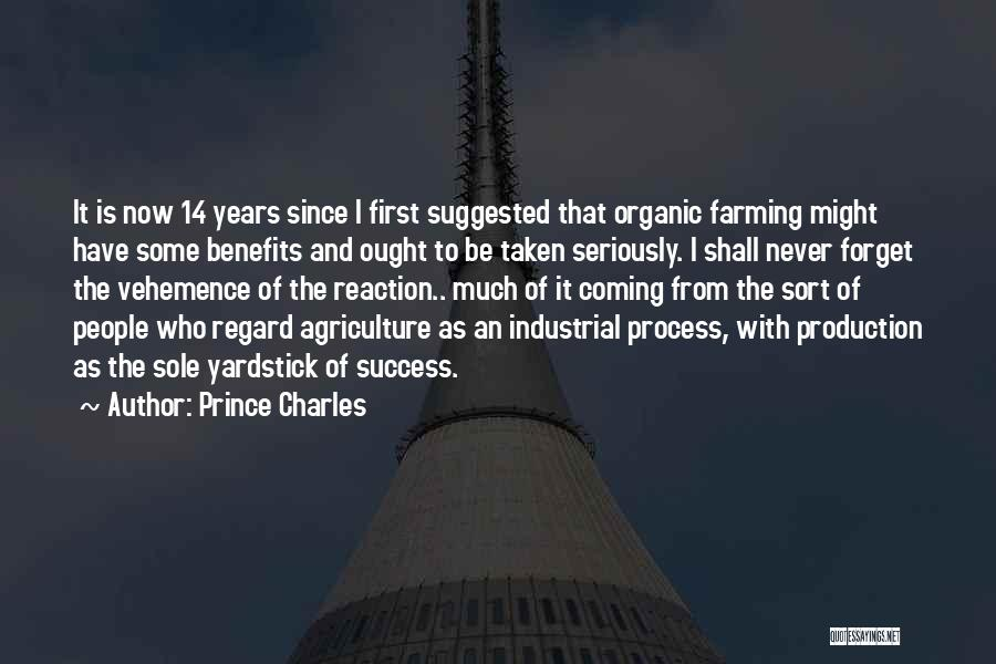 Farming And Agriculture Quotes By Prince Charles
