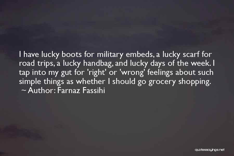 Farnaz Fassihi Quotes 167434